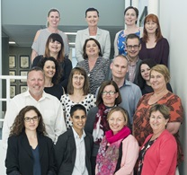 Photograph of Emerging Leaders Program participants.