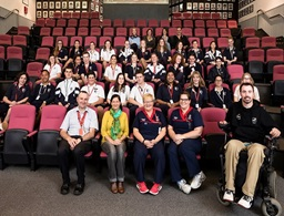 Royal Perth Hospital PARTY program welcomes, 12,000th student participant