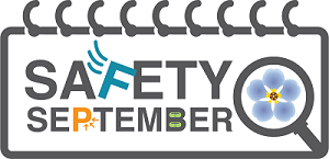 Safety September logo